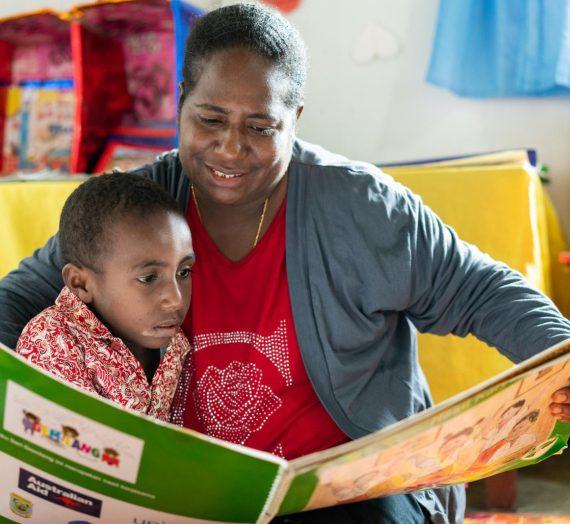 UNICEF Indonesia – Literasi untuk Papua