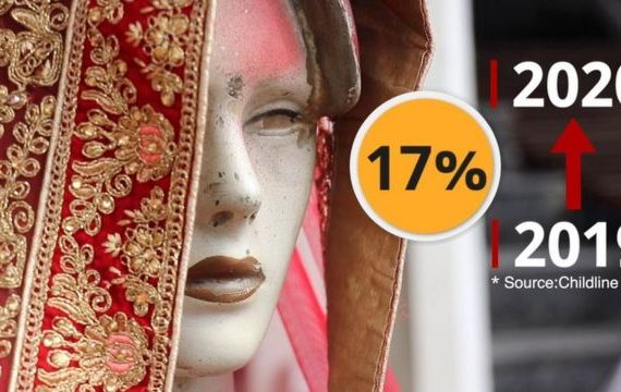 Jumlah Pernikahan dan Pekerja Anak Meningkat Di India Saat Masa Pandemi COVID-19