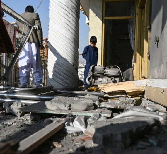 Anak-anak di Afghanistan Hidup Dalam Ketakutan
