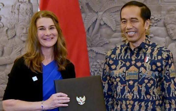 Kepedulian Bill Gates Foundation Terhadap Anak Indonesia