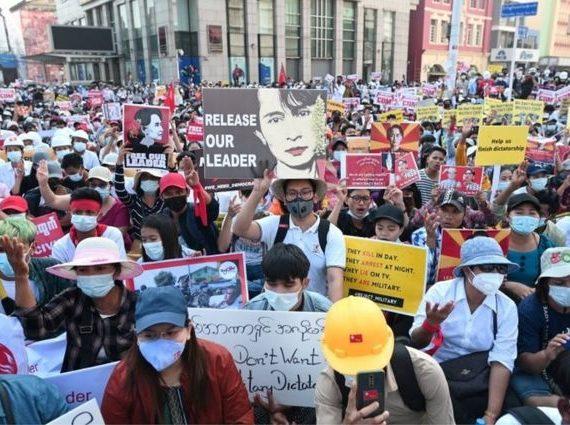 Myanmar Sudah Tidak Aman Untuk Anak-Anak