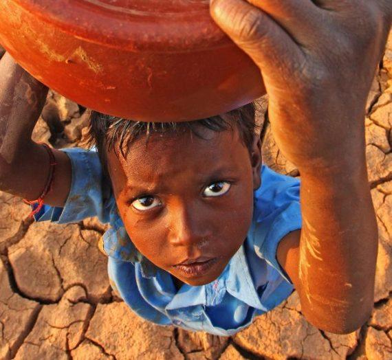 Perubahan Iklim Membahayakan Anak di Dunia