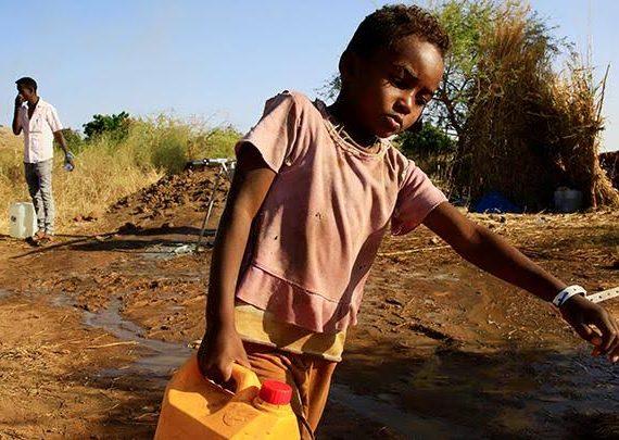 5.000 Anak Terpisah Dengan Orang Tuanya di Tigray