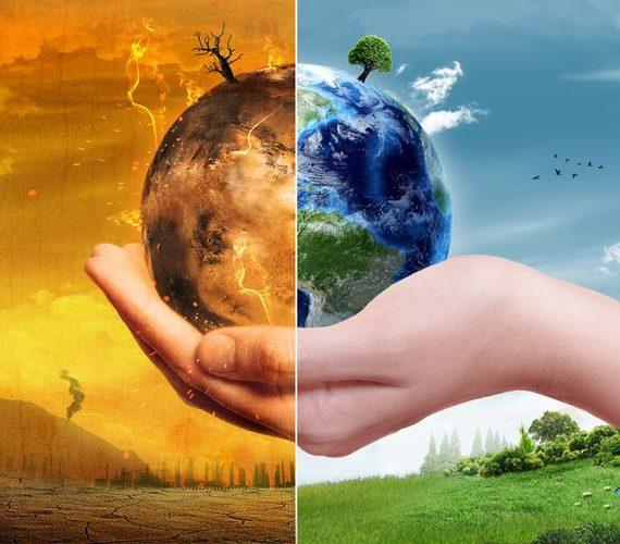 Anak-Anak Dunia Terkena Dampak Krisis Iklim