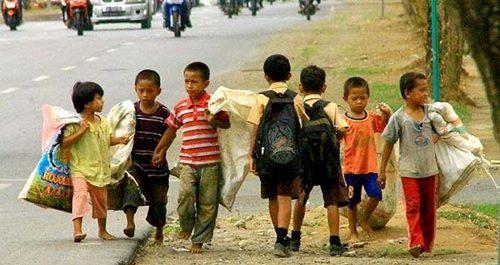 Peningkatan Pekerja Anak di Indonesia