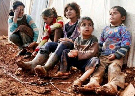 Selamatkan Anak-Anak di Suriah Barat Laut